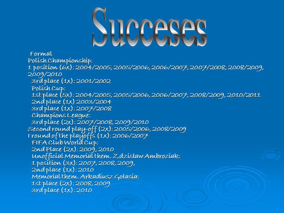 Succeses