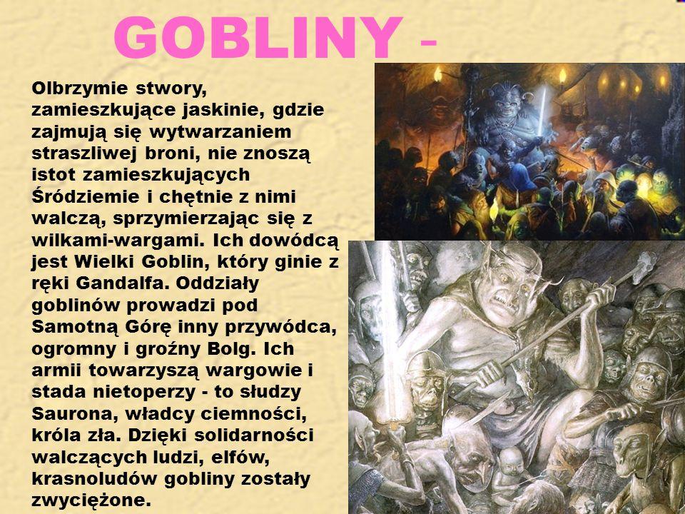 GOBLINY -