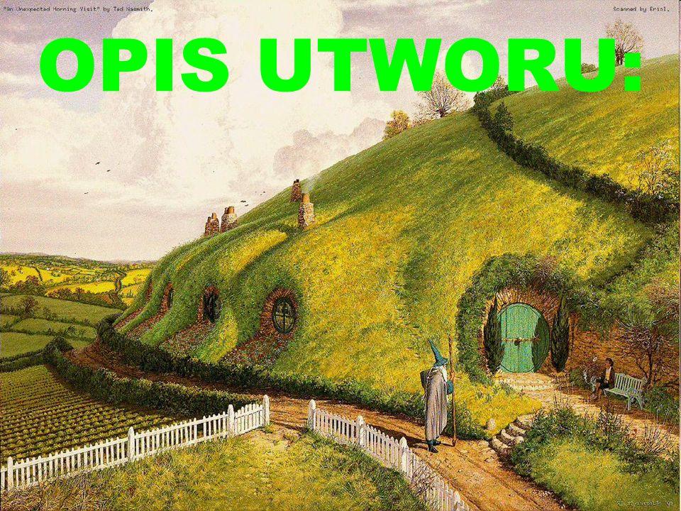 OPIS UTWORU: