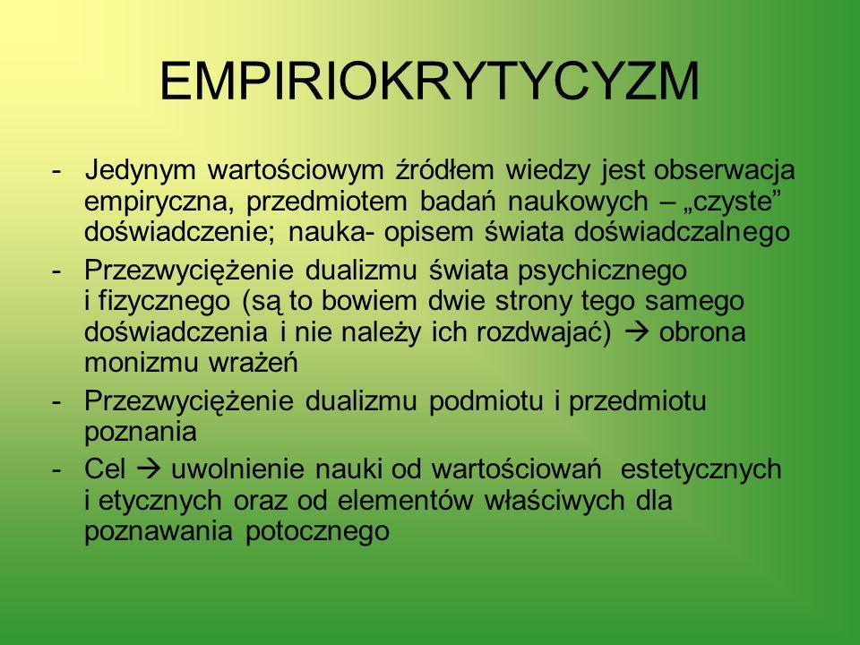 EMPIRIOKRYTYCYZM