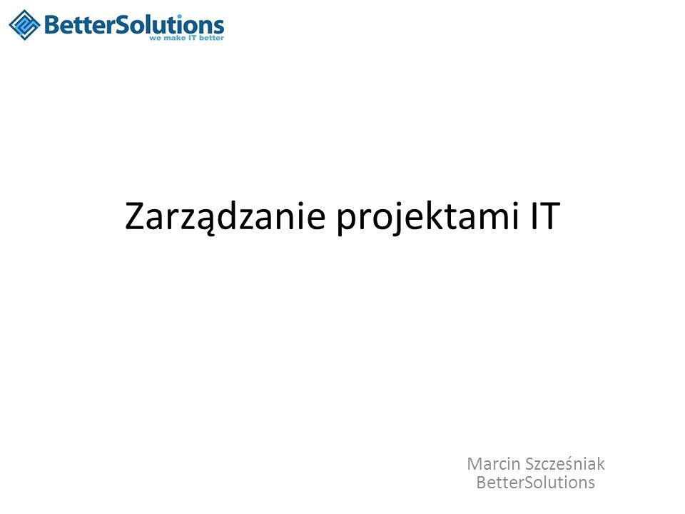 Zarządzanie projektami IT