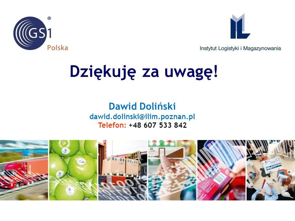 Dziękuję za uwagę! Dawid Doliński dawid.dolinski@ilim.poznan.pl