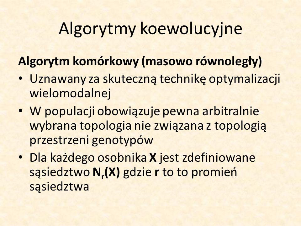 Algorytmy koewolucyjne