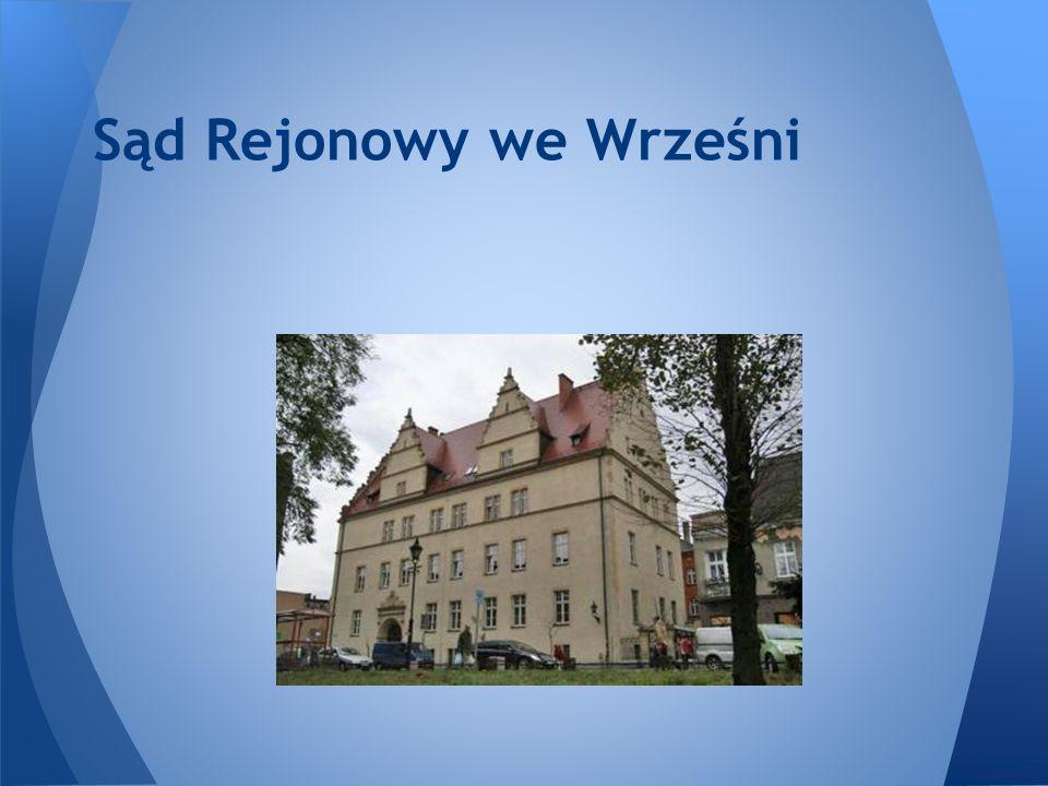 Sąd Rejonowy we Wrześni