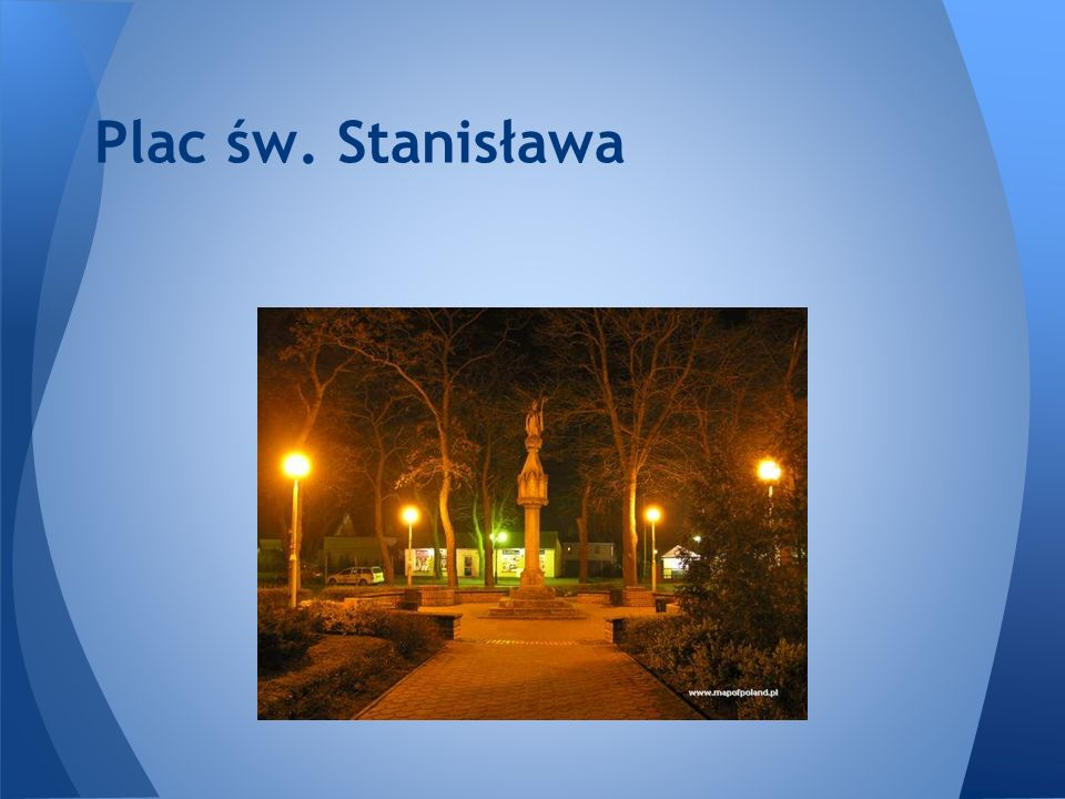 Plac św. Stanisława