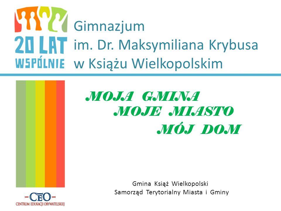 Gimnazjum im. Dr. Maksymiliana Krybusa w Książu Wielkopolskim