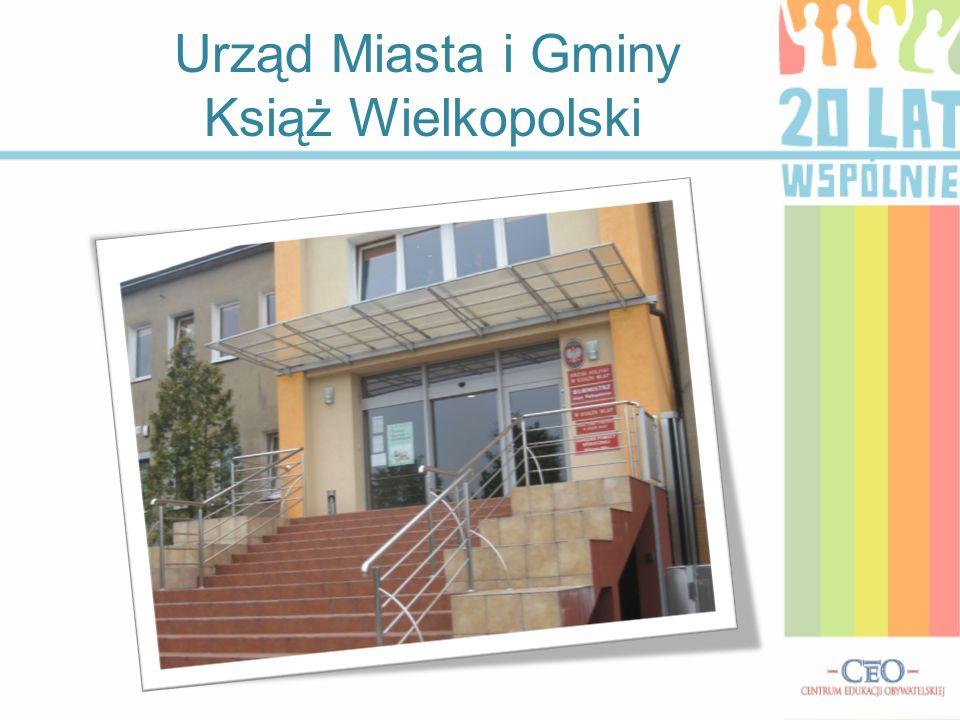 Urząd Miasta i Gminy Książ Wielkopolski