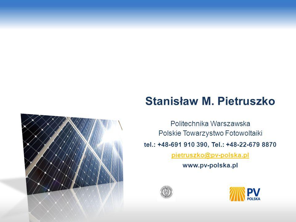 Stanisław M. Pietruszko
