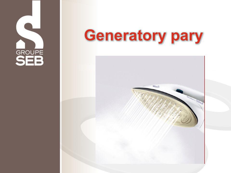 Generatory pary