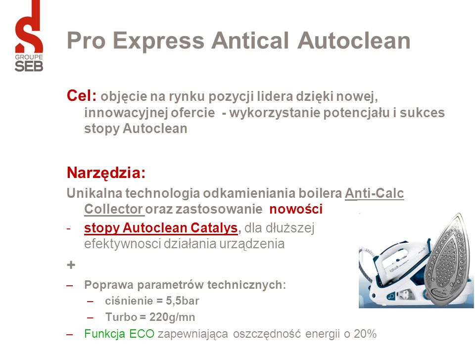 Pro Express Antical Autoclean