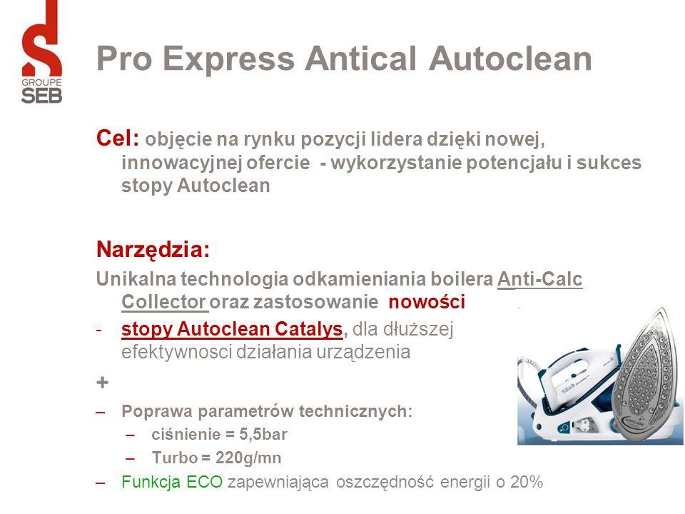 Pro Express Antical Autoclean
