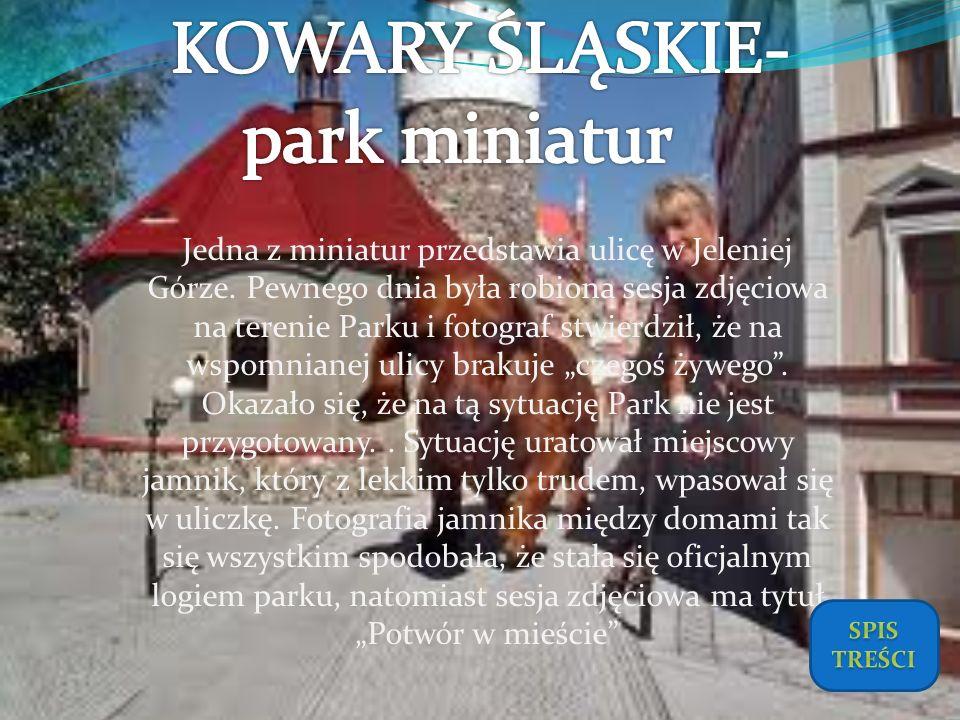 KOWARY ŚLĄSKIE- park miniatur