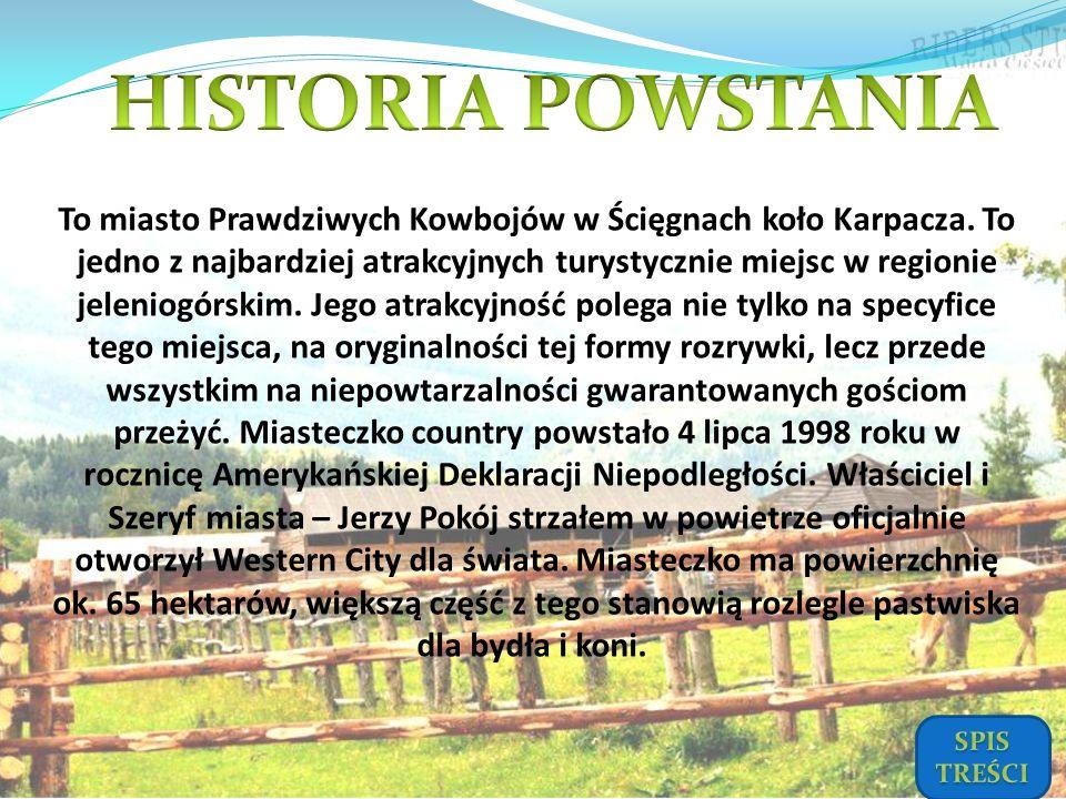 HISTORIA POWSTANIA