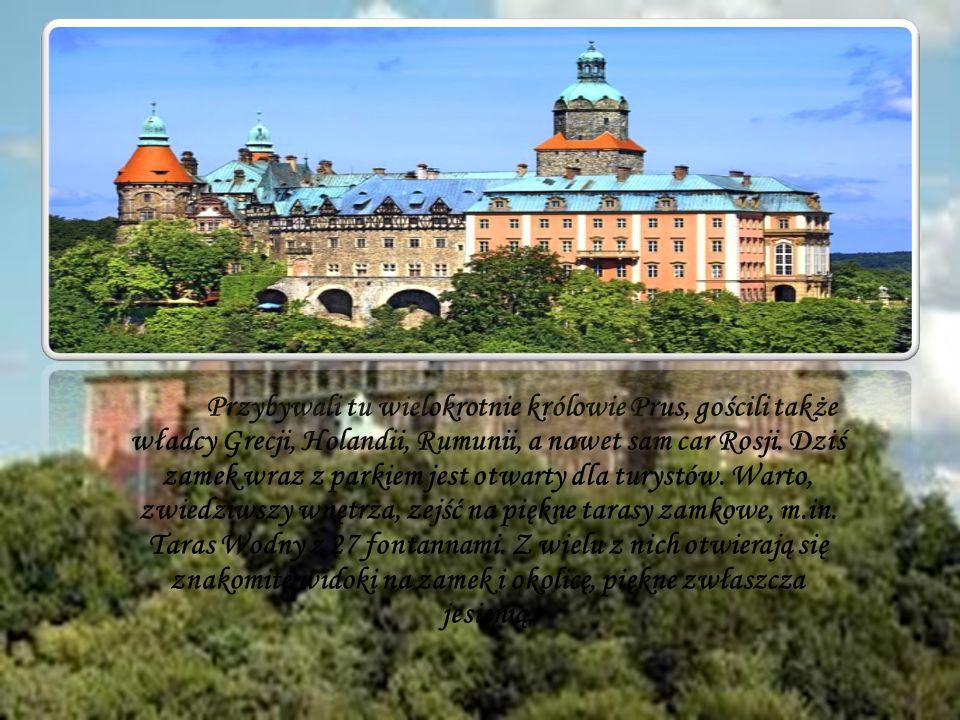 Przybywali tu wielokrotnie królowie Prus, gościli także władcy Grecji, Holandii, Rumunii, a nawet sam car Rosji.