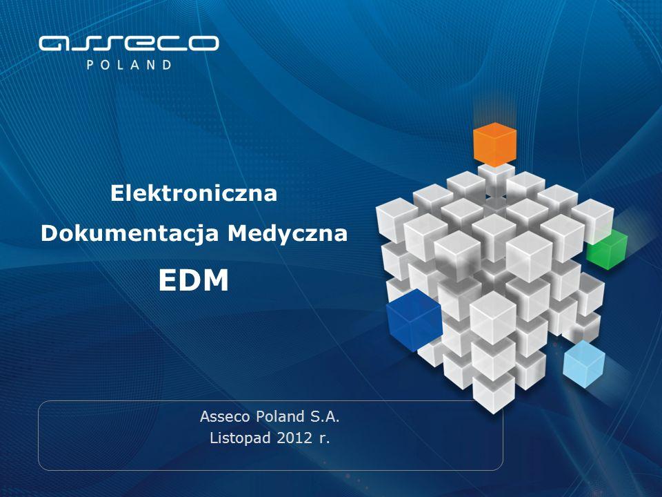 Elektroniczna Dokumentacja Medyczna EDM