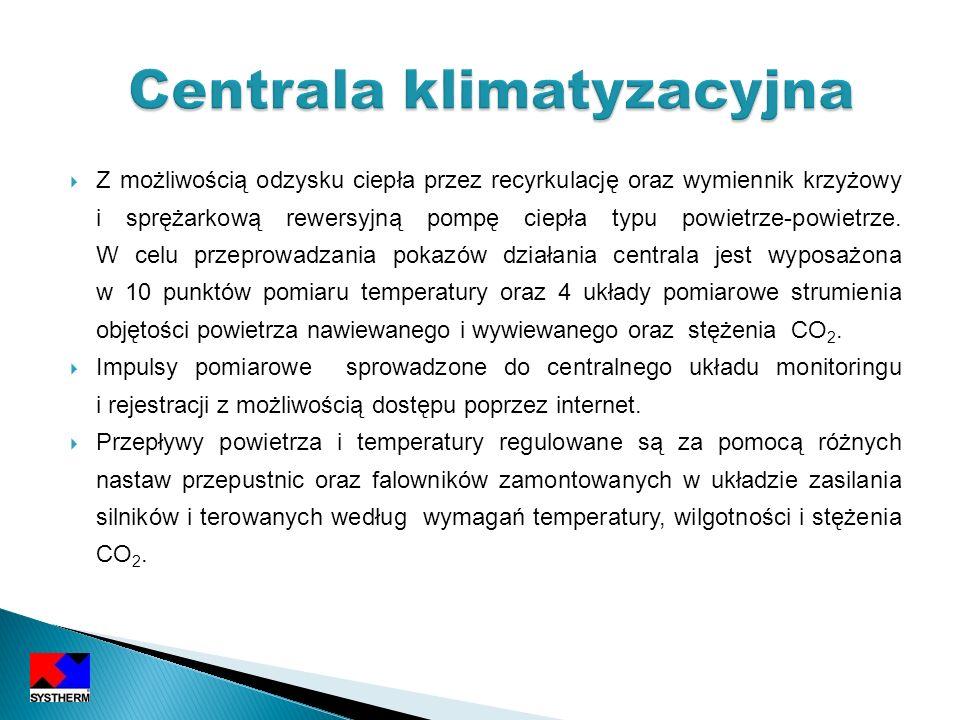 Centrala klimatyzacyjna