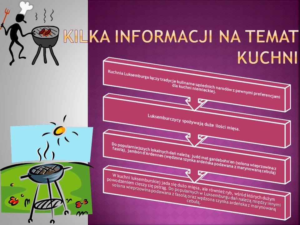 Kilka informacji na temat kuchni