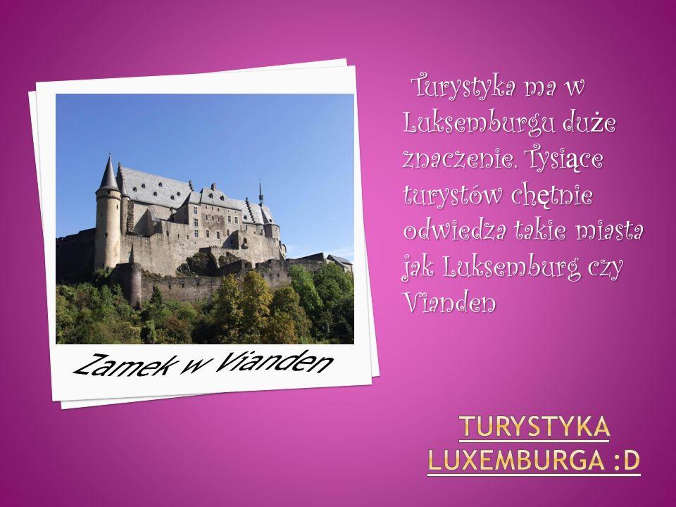 Turystyka Luxemburga :D