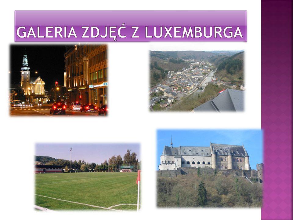 Galeria zdjęć z Luxemburga