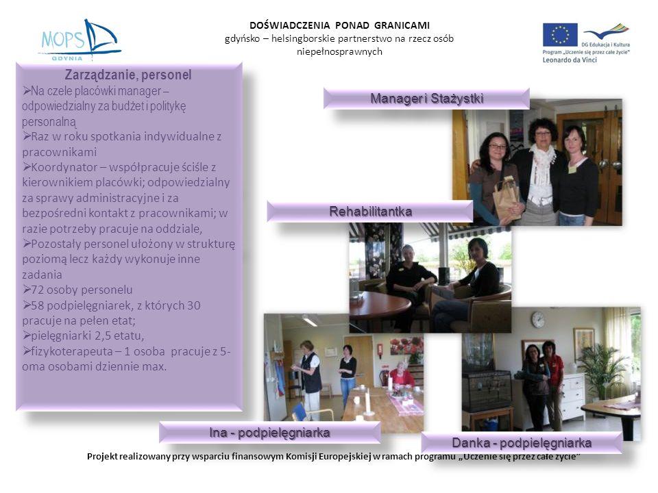 FREGATTEN placówka pobytu stałegodla osób starszych/niepełnosprawnych
