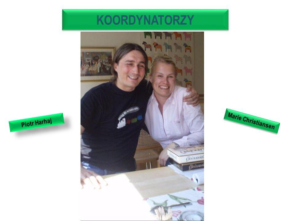 OSOBY MONITORUJĄCE Katarzyna Stec Tomasz Brzeski