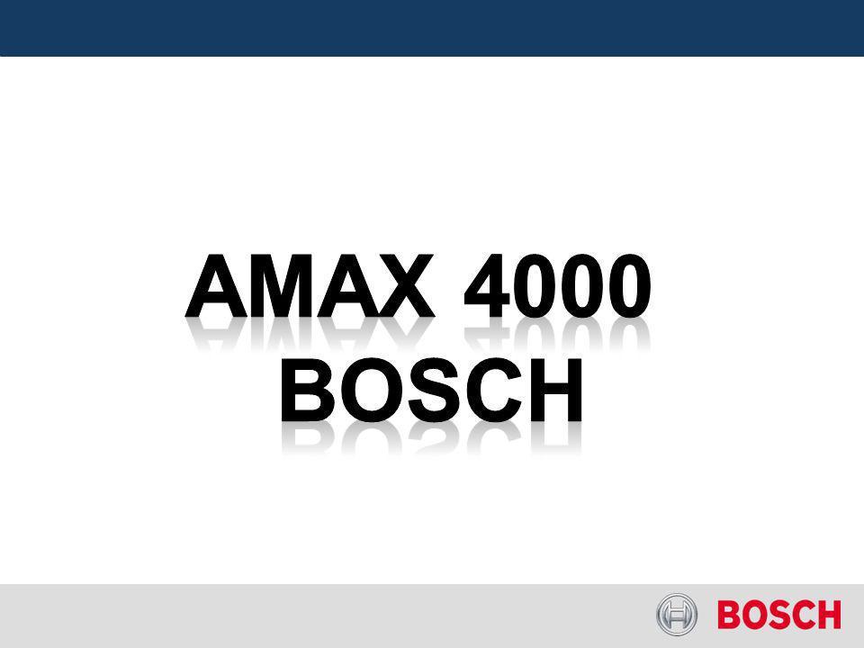 Amax 4000 bOSCH