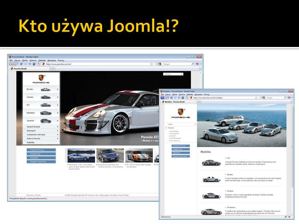 Kto używa Joomla!