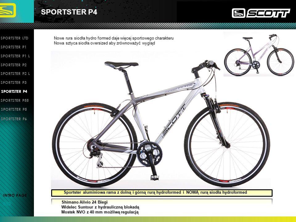 SPORTSTER P4 SPORTSTER LTD