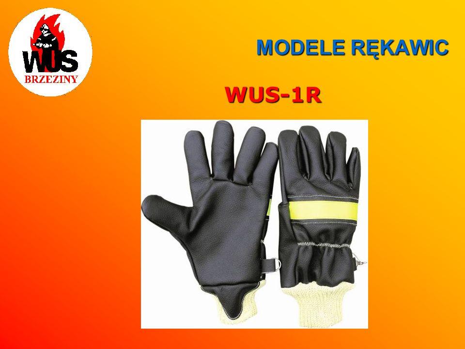 MODELE RĘKAWIC WUS-1R