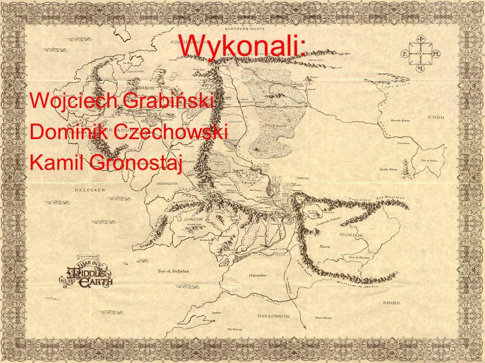 Wykonali: Wojciech Grabiński Dominik Czechowski Kamil Gronostaj