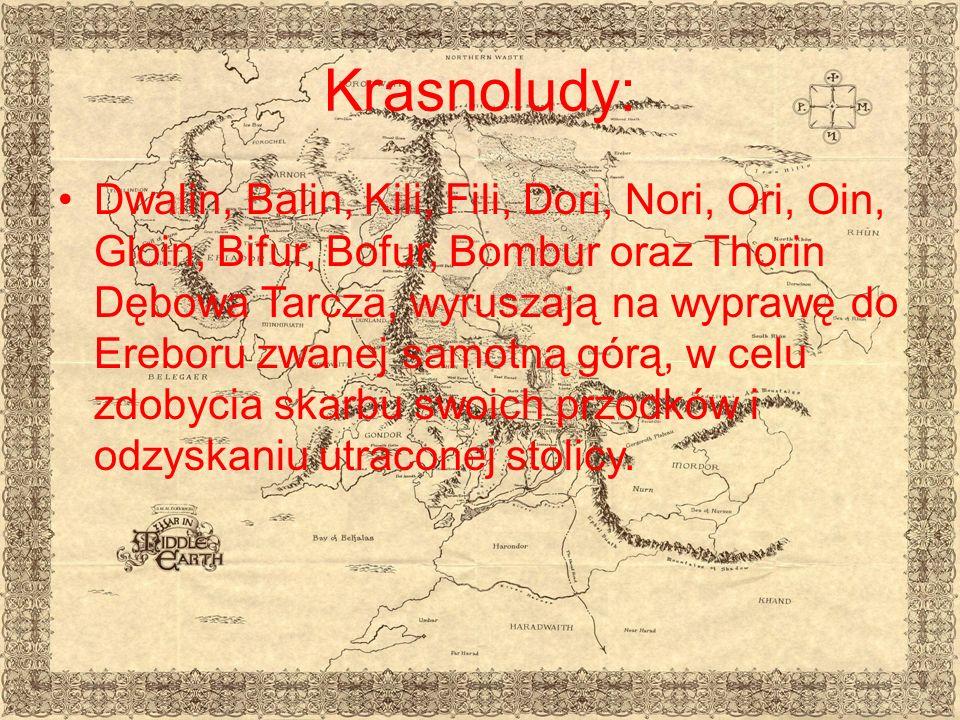 Krasnoludy: