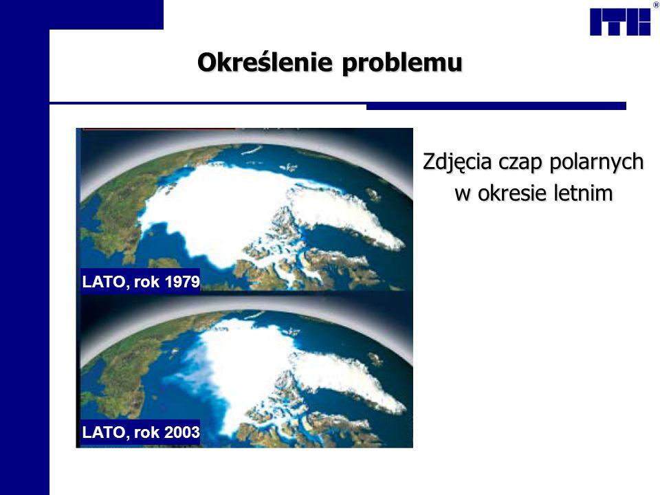 Zdjęcia czap polarnych