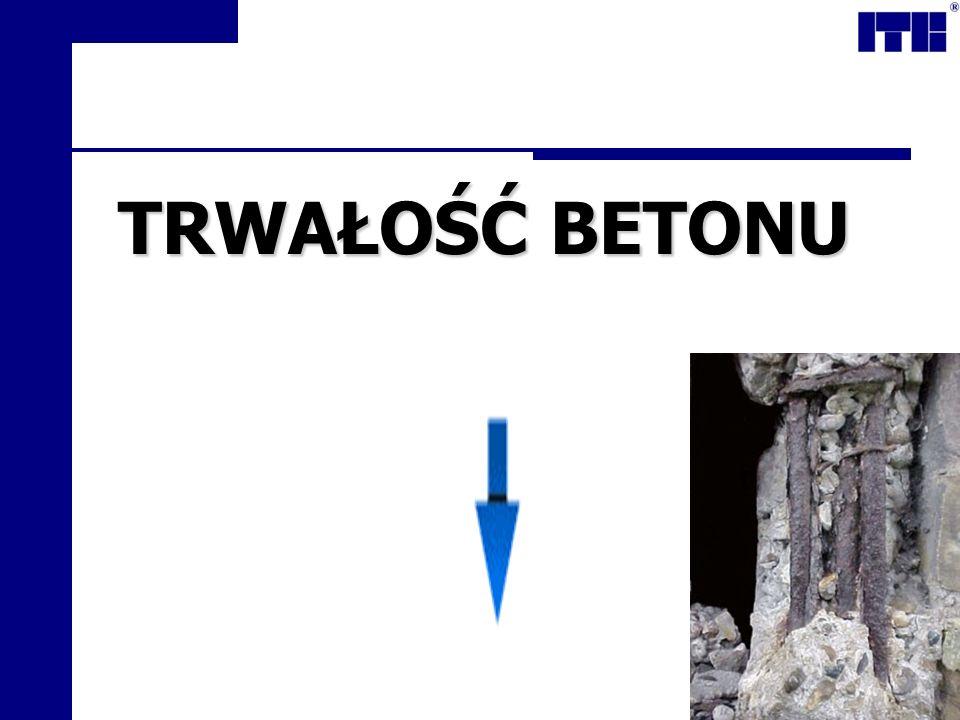 TRWAŁOŚĆ BETONU