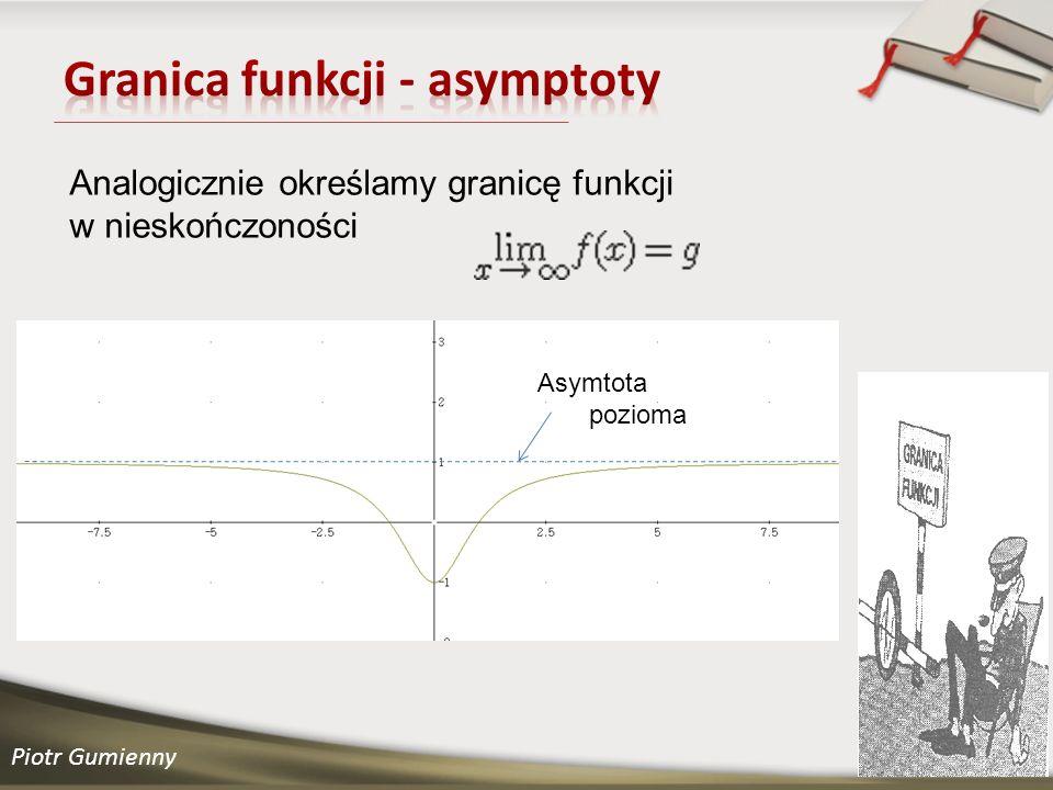 Granica funkcji - asymptoty