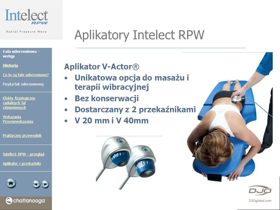 Aplikatory Intelect RPW