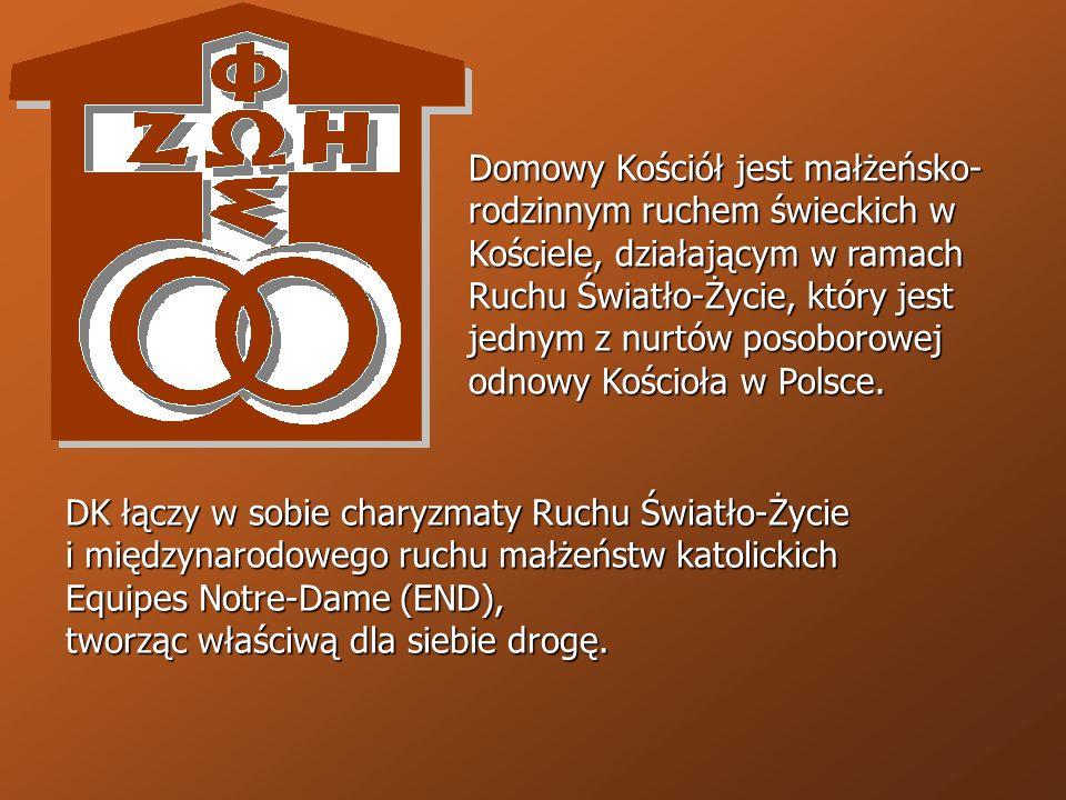 Domowy Kościół jest małżeńsko-rodzinnym ruchem świeckich w Kościele, działającym w ramach Ruchu Światło-Życie, który jest jednym z nurtów posoborowej odnowy Kościoła w Polsce.
