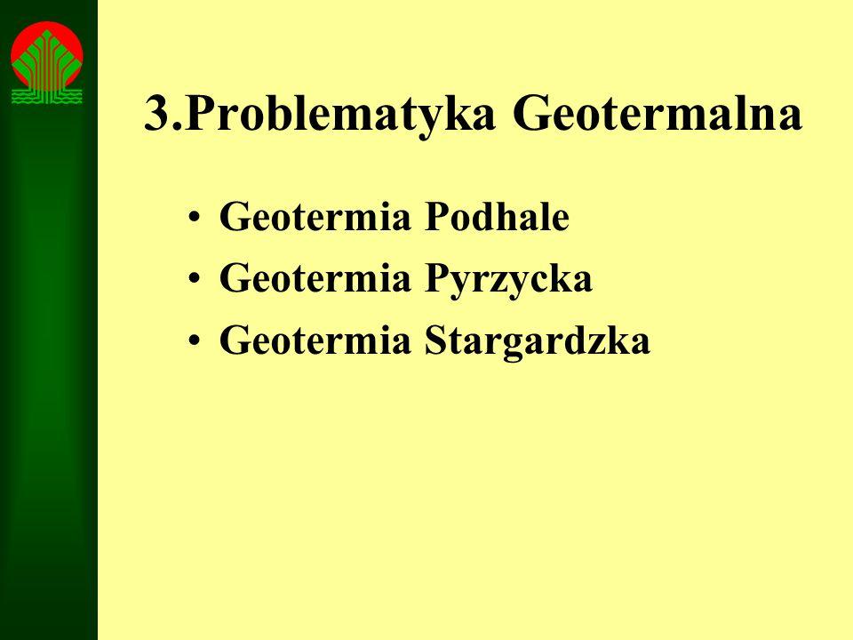 3.Problematyka Geotermalna