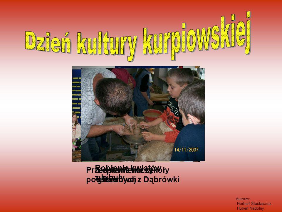 Dzień kultury kurpiowskiej
