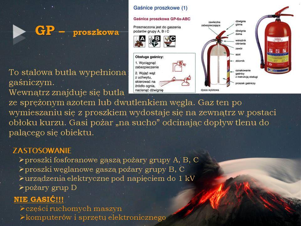 GP – proszkowa