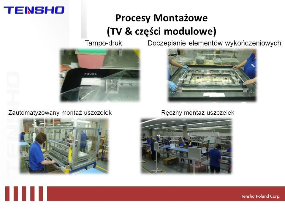 Procesy Montażowe (TV & części modulowe)