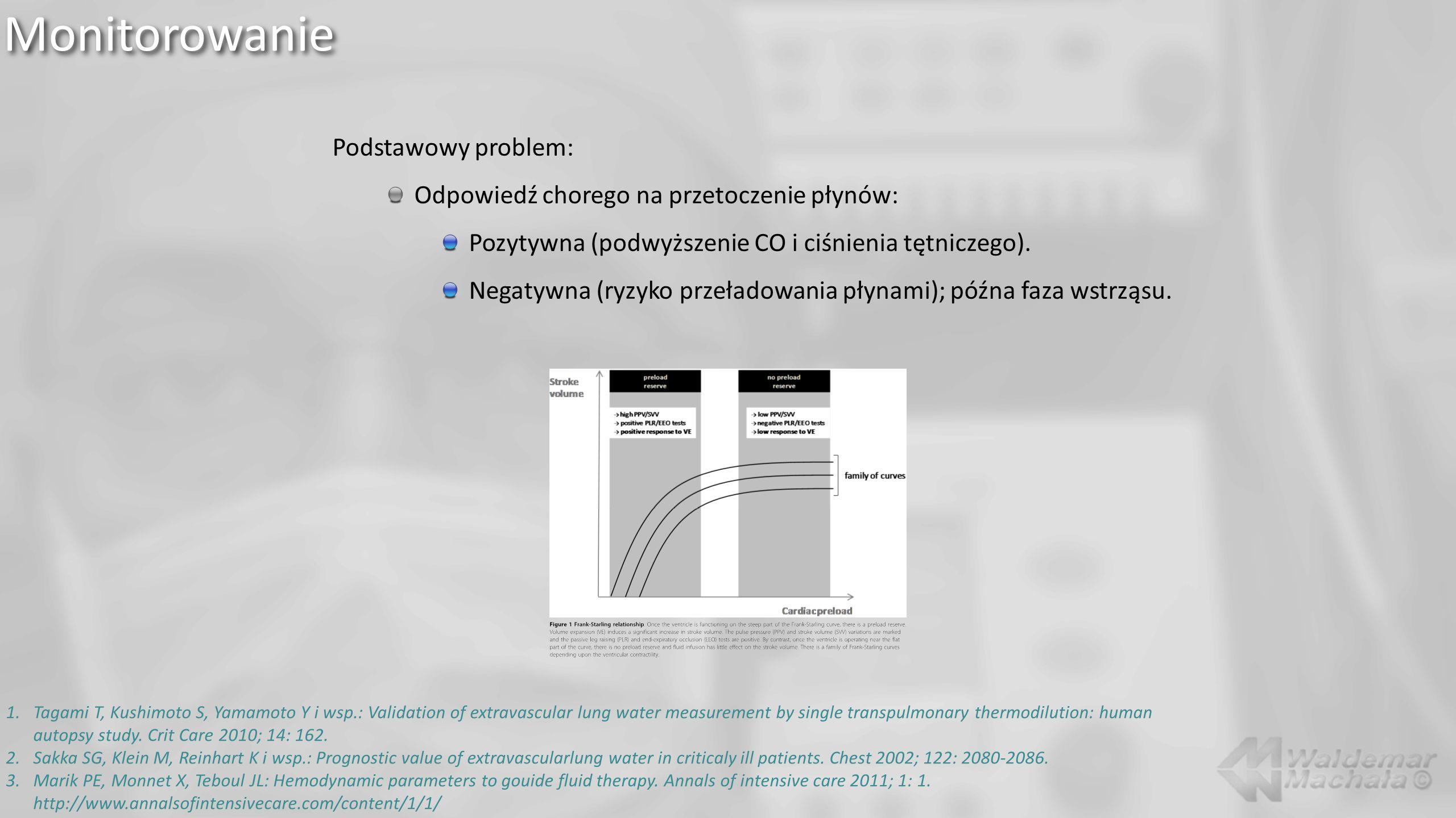Monitorowanie Podstawowy problem: