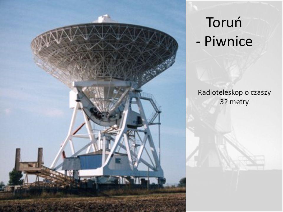 Radioteleskop o czaszy 32 metry