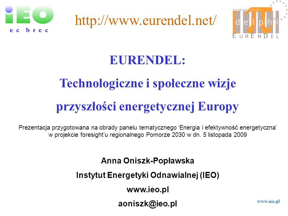 http://www.eurendel.net/ EURENDEL: Technologiczne i społeczne wizje
