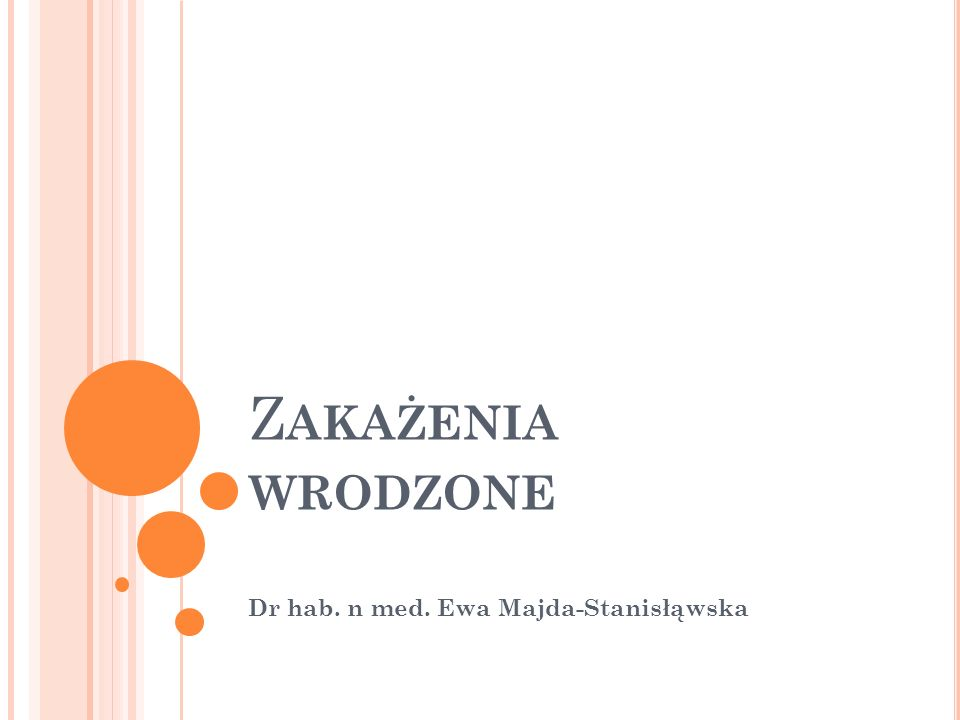 Dr hab. n med. Ewa Majda-Stanisłąwska