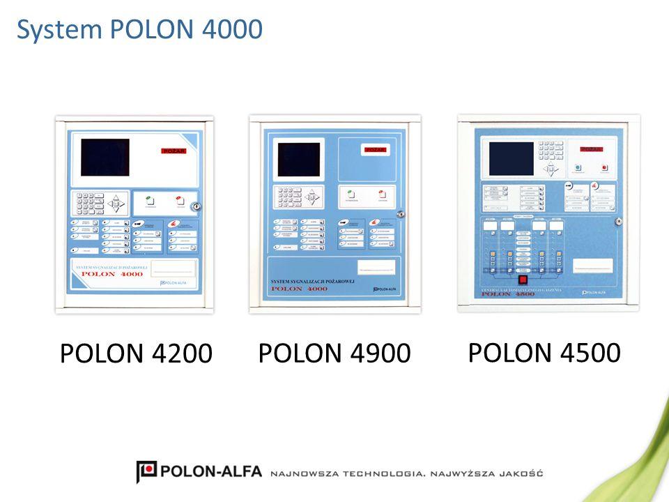 System POLON 4000 POLON 4500 POLON 4200 POLON 4900