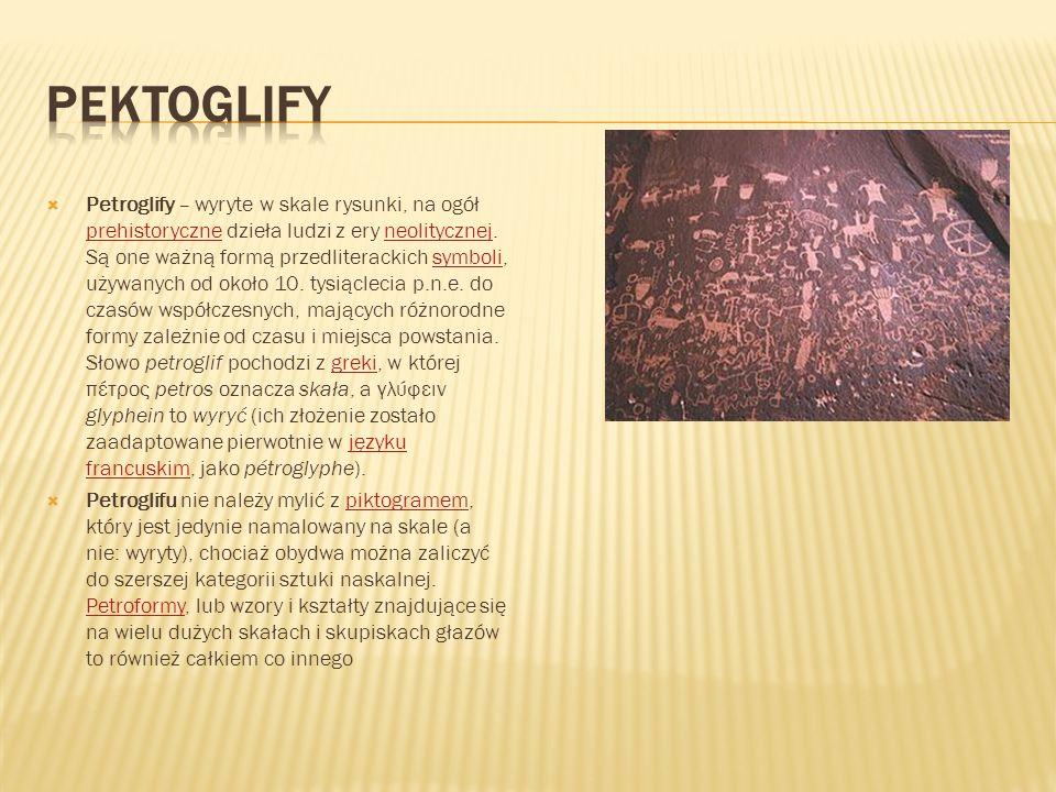 Pektoglify