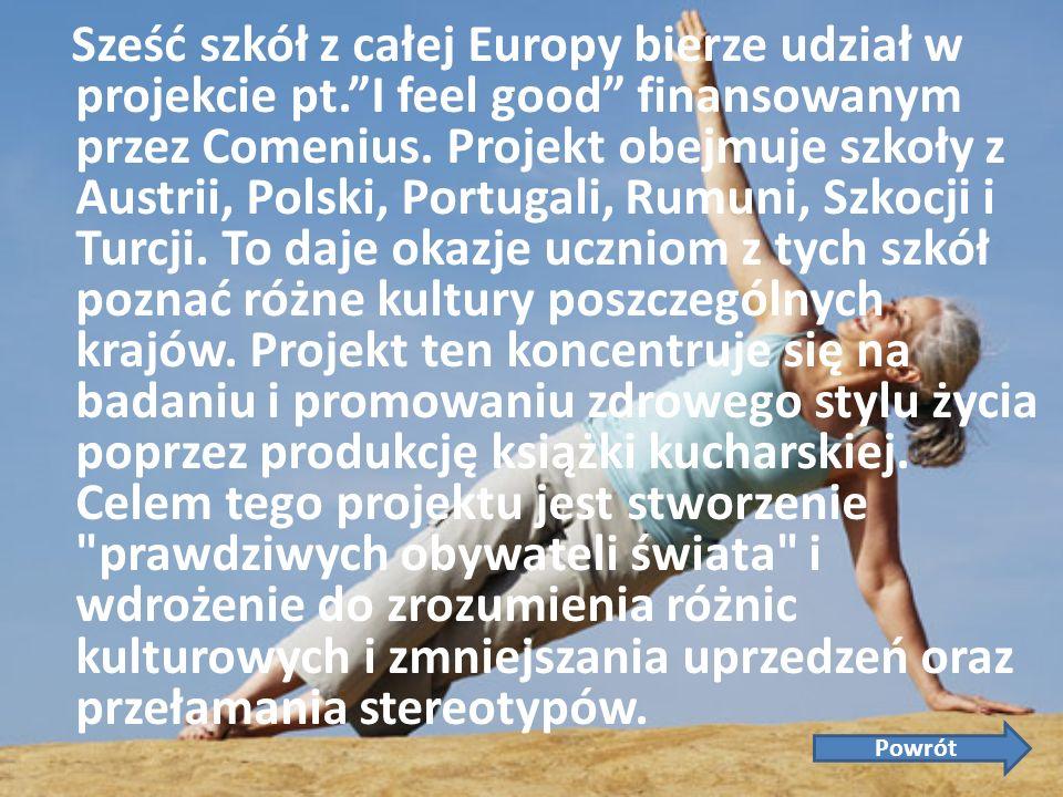 Sześć szkół z całej Europy bierze udział w projekcie pt