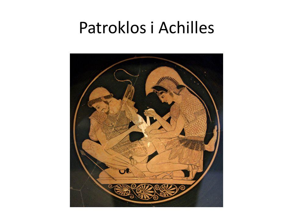 Patroklos i Achilles