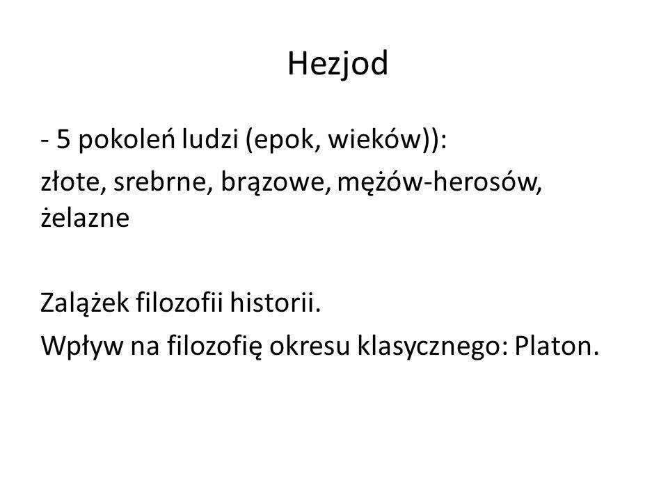 Hezjod