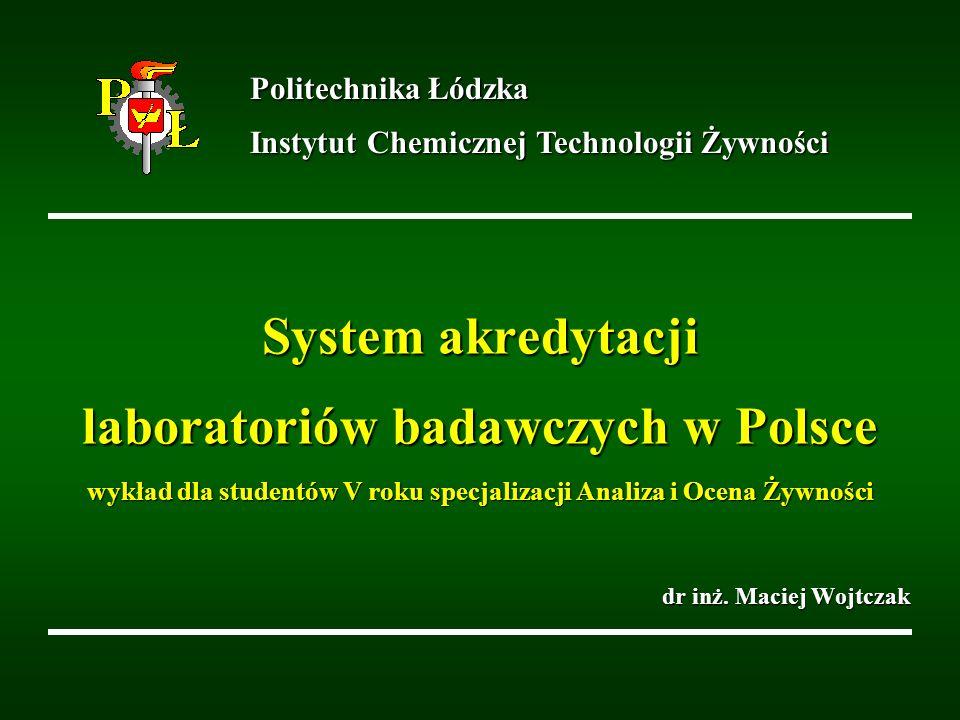 Politechnika ŁódzkaInstytut Chemicznej Technologii Żywności.